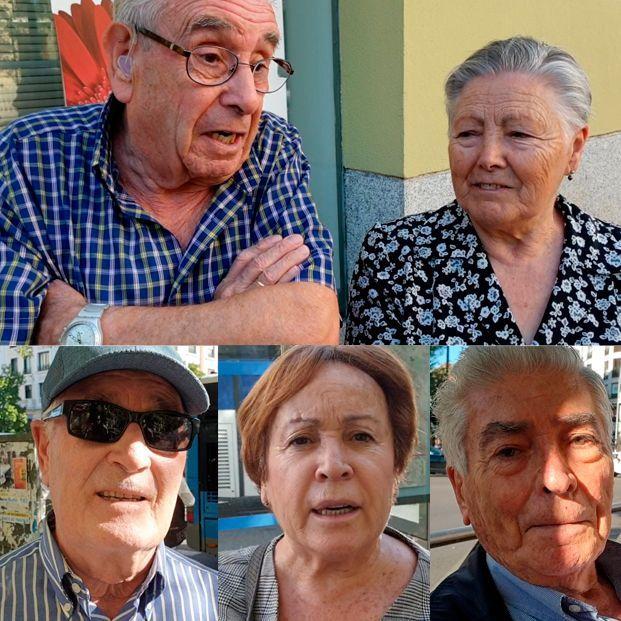 Testimonios de mayores