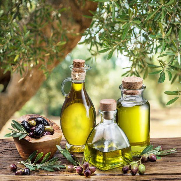 niveles de colesterol bajo aceite de oliva