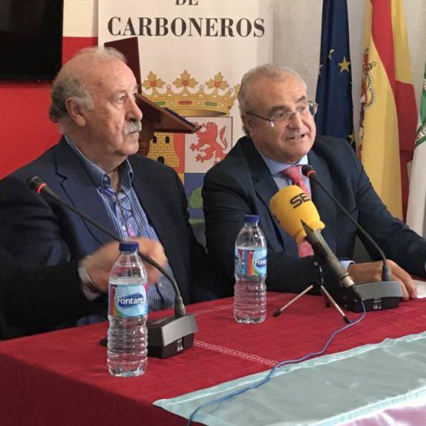 Antonio Mayoralas y Vicente del Bosque