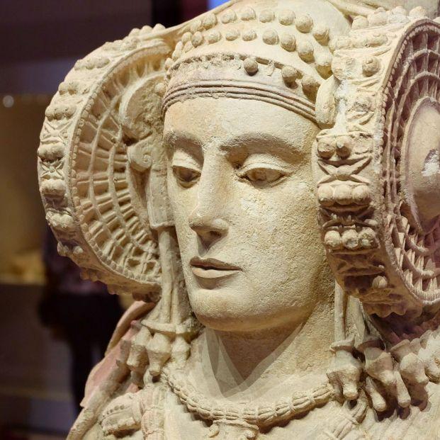 Se expone en Irán una réplica en 3D de la Dama de Elche