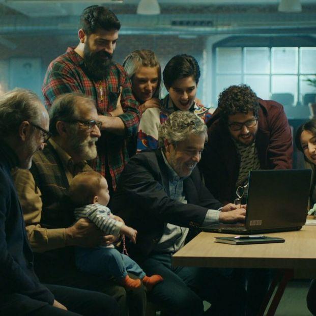 Santiago Requejo debuta en la gran pantalla con el largometraje 'Abuelos'