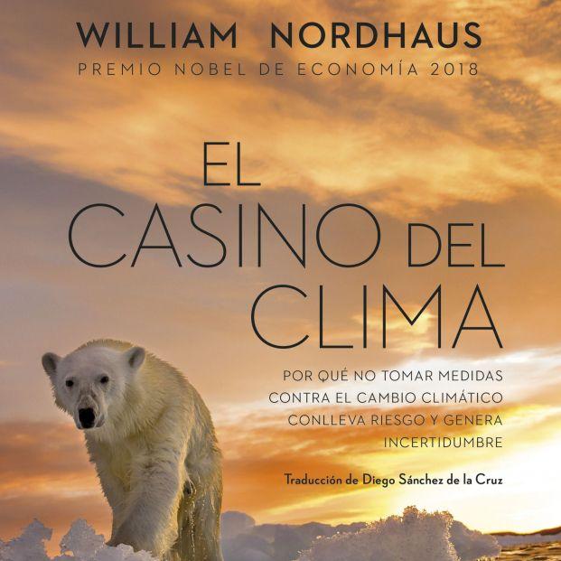 El premio Nobel de Economía Willam Nordhaus analiza el cambio climático en El casino del clima