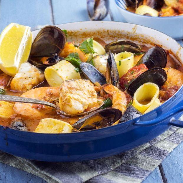 Consejos para hacer una buena zarzuela de pescado y marisco