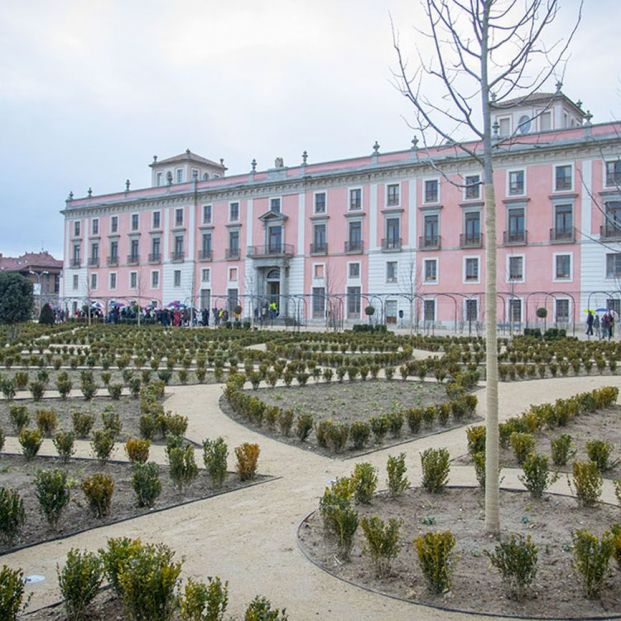 El Palacio del Infante Don Luis en Boadilla del Monte