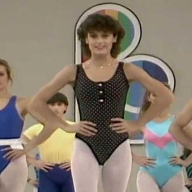 Qué fue de Eva Nasarre, la gimnasta que puso de moda el aeróbic