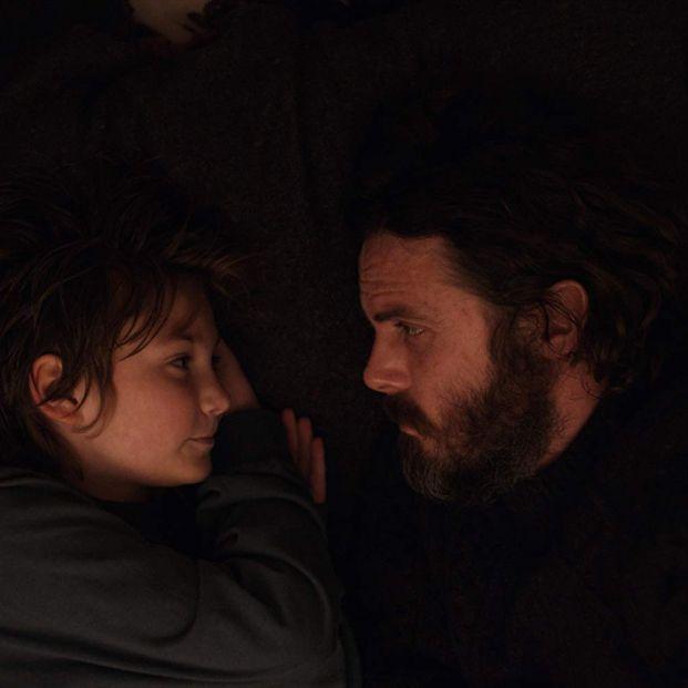 Affleck y Anna Pniowsky en 'La luz de mi vida'