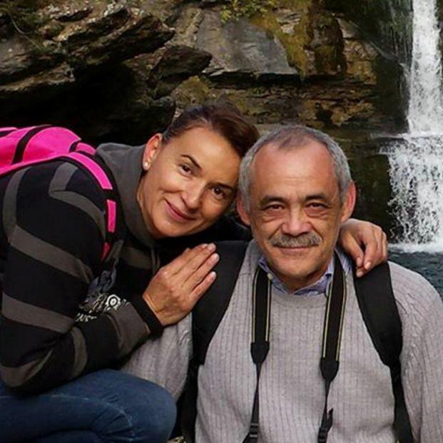 Alberto Rodriguez y Lupe, su mujer: 'Los cuidadores de enfermos de alzhéimer somos también víctimas de la enfermedad'