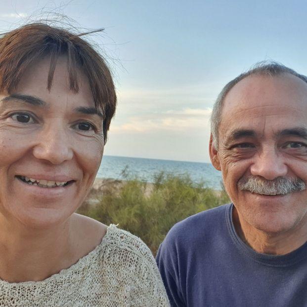 Lupe enferma de alzhéimer y mujer de Alberto, autor de 'Estoy contigo'