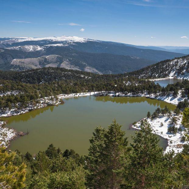 Pura naturaleza en las burgalesas Lagunas de Neila