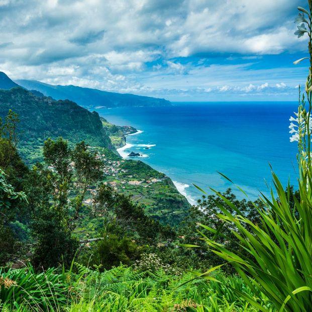 Madeira, el vergel portugués del océano Atlántico