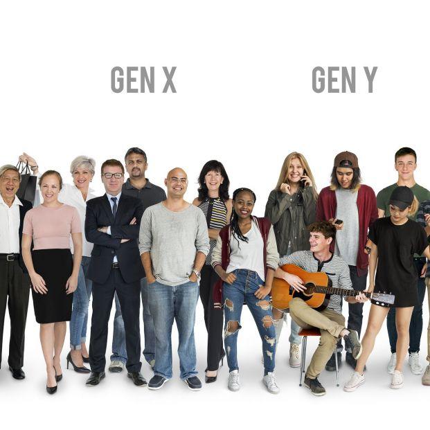 ¿Eres silent, baby boomer, milenial, de la generación X o de la Z?