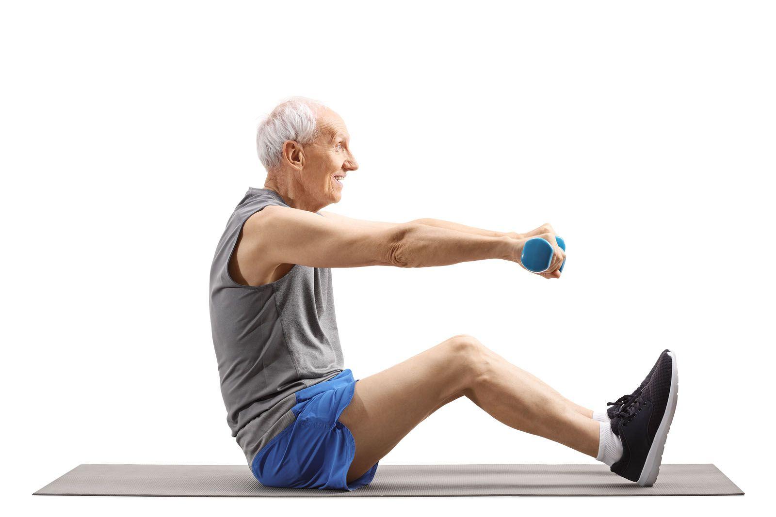 Practicar ejercicio físico con seguridad en mayores