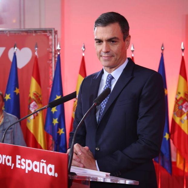 El PSOE promete subir en diciembre las pensiones de 2020 con el IPC real