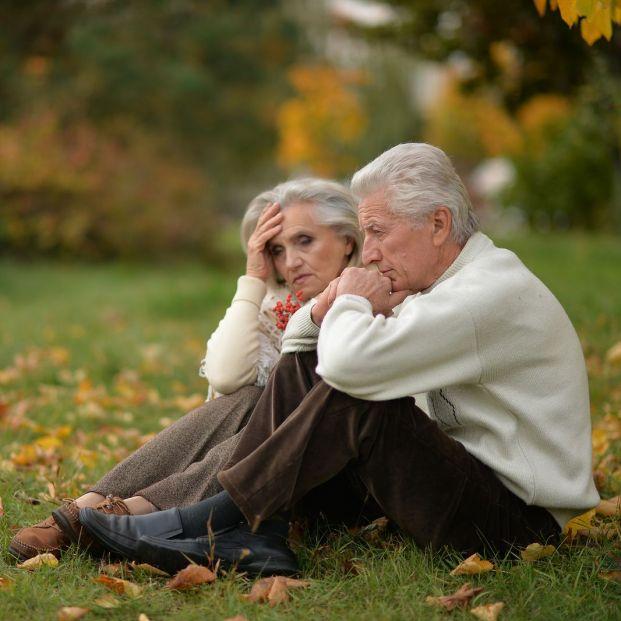 Depresión otoñal en personas mayores