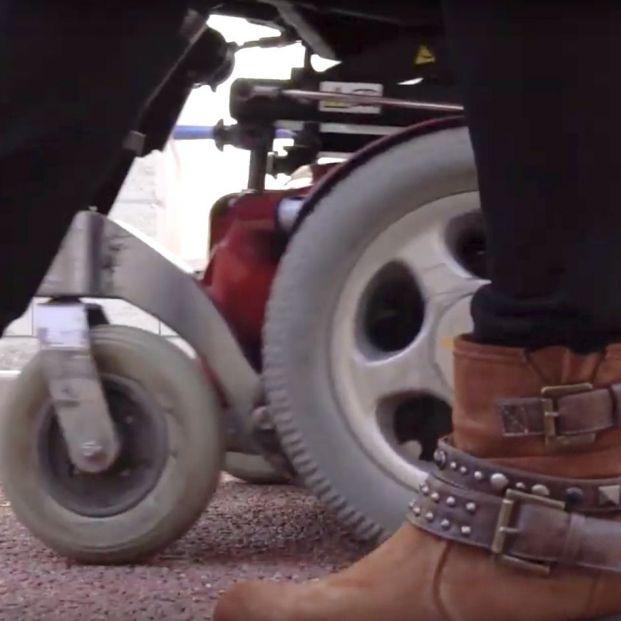 COCEMFE hace visible lo invisible y presentará el Símbolo Internacional de la Discapacidad Orgánica