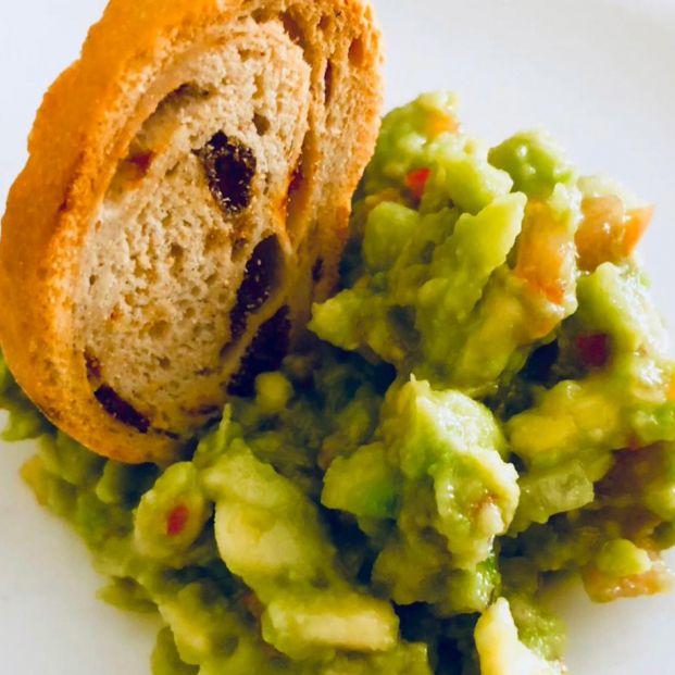 Guacamole casero: las recetas de cocina de Eloy Moral