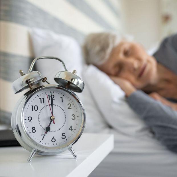 Las mejores posturas para dormir (Bigstock)