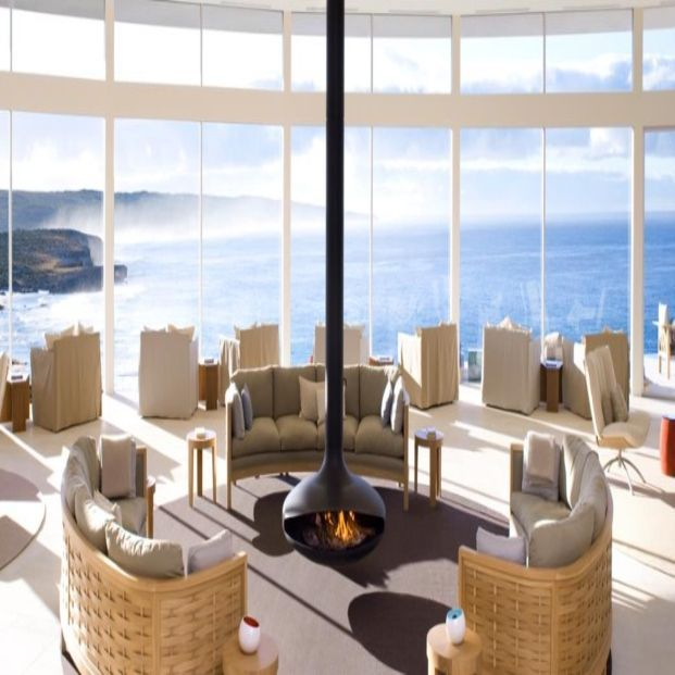 Hoteles sorprendentes: Souther Ocean Lodge (https://southernoceanlodge.com.au/gallery/)