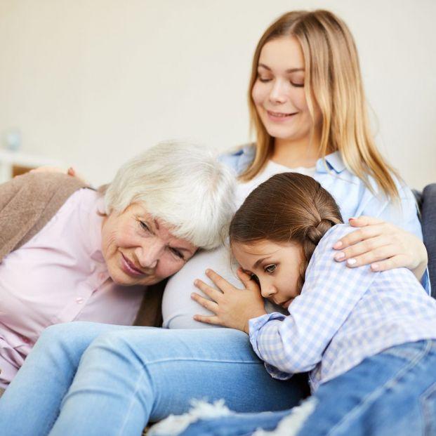 ¿Puedes incluir en tu testamento a tu nieto no nato?