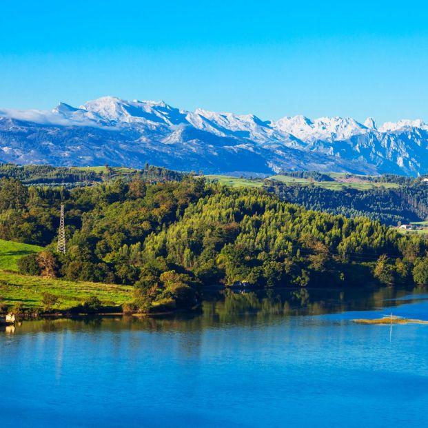 Estos son los Parques Nacionales más grandes de España; Picos de Europa