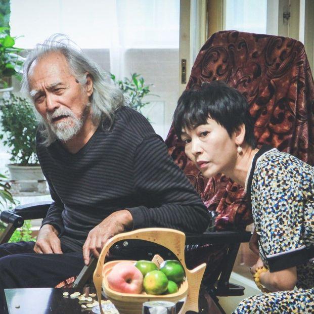 Deshun Wang en la película 'The song of cotton'