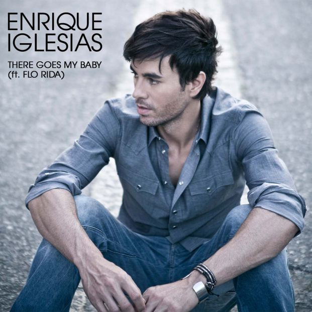 Portada de The goes my baby de Enrique Iglesias