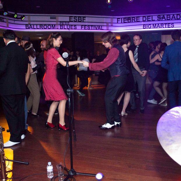 Locales en Madrid donde los mayores puede aprender a bailar 'swing'