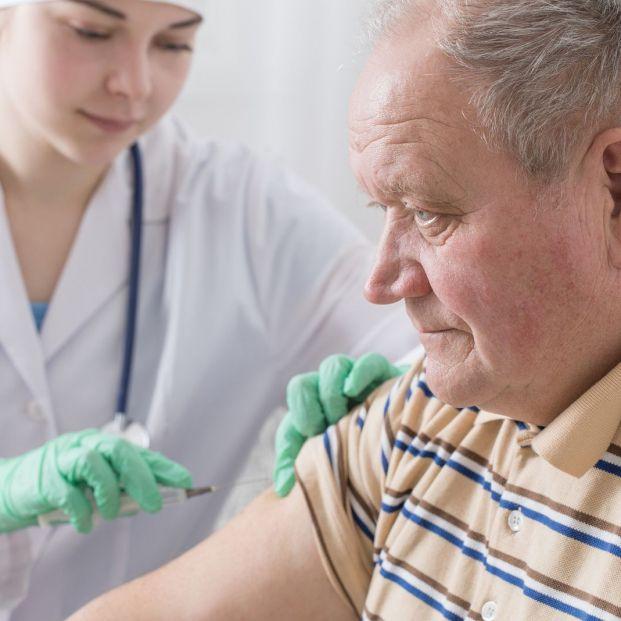 ¿De qué está compuesta la vacuna de la gripe?