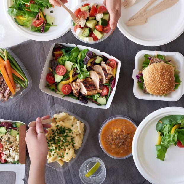 Cómo pedir comida a domicilio con tu móvil (Bigstock)