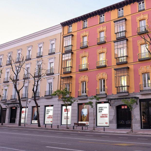 """Uniqlo reta a Zara con la apertura de su primera tienda en Madrid en plena """"milla de oro"""""""