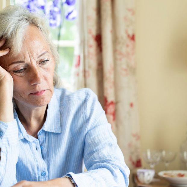 La depresión en los mayores puede manifestarse en dolencias físicas