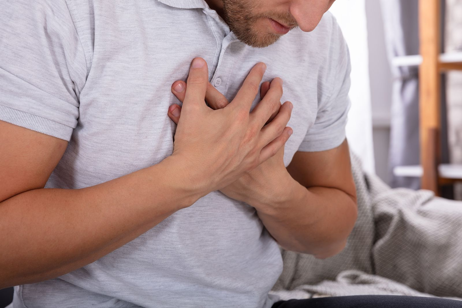 Las causas más frecuentes del dolor torácico no cardiaco