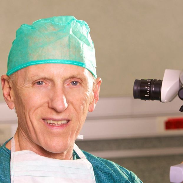 Doctor Jorge Alió : 'Uno de los avances en que somos pioneros es la cirugía regenerativa de la córnea'