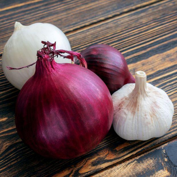El ajo y la cebolla ayudan a reducir el riesgo de cáncer de mama