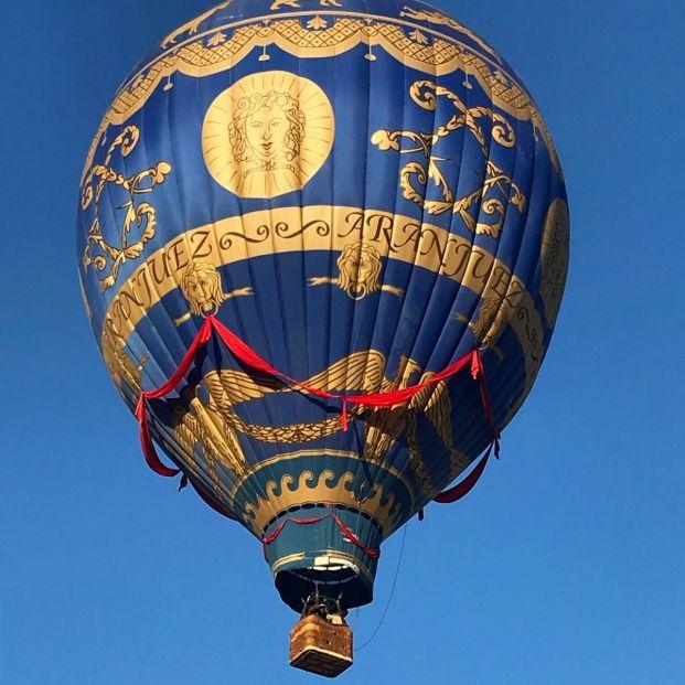 Festival de Globos aerostáticos en Aranjuez