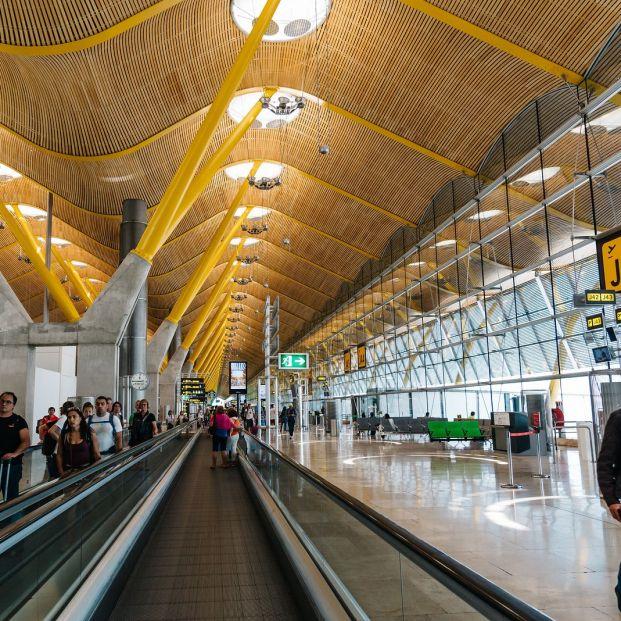 T4 del Aeropuerto Madrid-Barajas