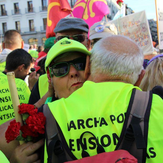 La rebelión de los pensionistas: éstas son sus 5 exigencias a los políticos