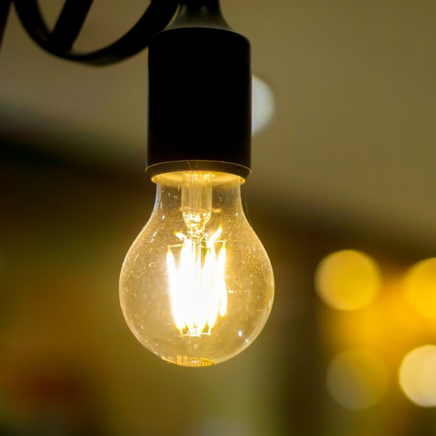 Luz eléctrica