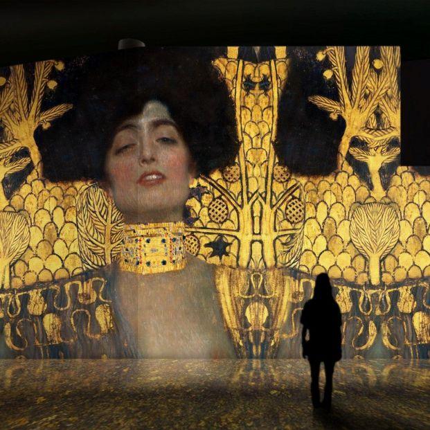 'El oro de Klimt', una exposición inmersiva en Sevilla