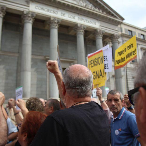 Eclosión de partidos políticos de pensionistas y jubilados