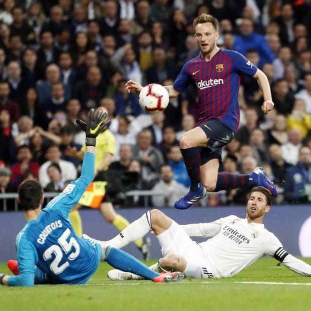 La Liga pide cambiar el 'clásico' al Bernabéu