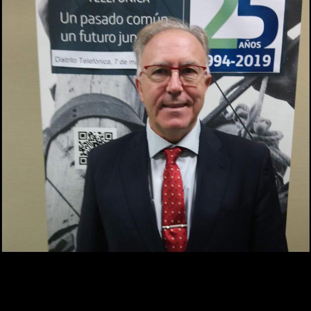Santiago González Carrero, nuevo presidente de Mayores Telefónica