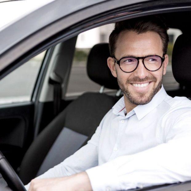 Las gafas de conducir