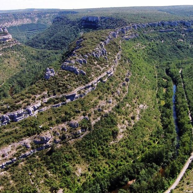 Geoparque Las Loras