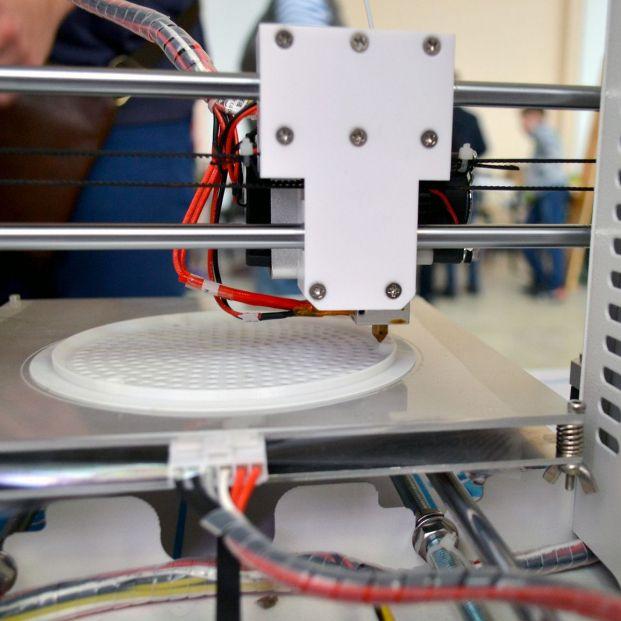El Hospital La Paz consigue reproducir piel humana empleando técnicas de impresión en 3D
