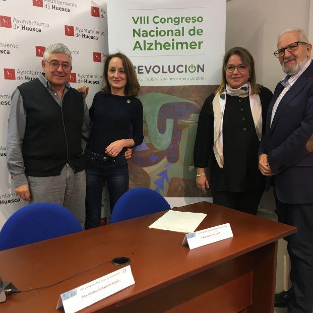Huesca acogerá el VIII Congreso Nacional de Alzhéimer el 14, 15 y 16 de noviembre