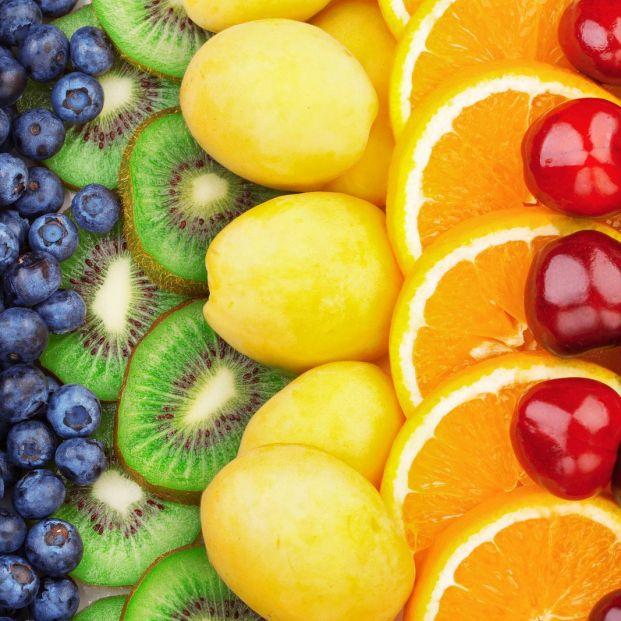"""""""Pantone"""" nutricional: las propiedades saludables que esconden los alimentos según su color"""