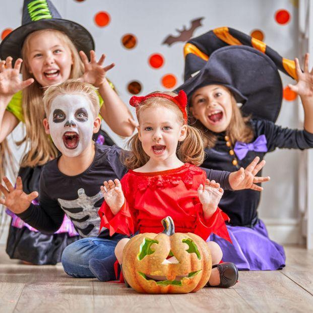 Propuestas originales para hacer un disfraz de Halloween a tu nieto