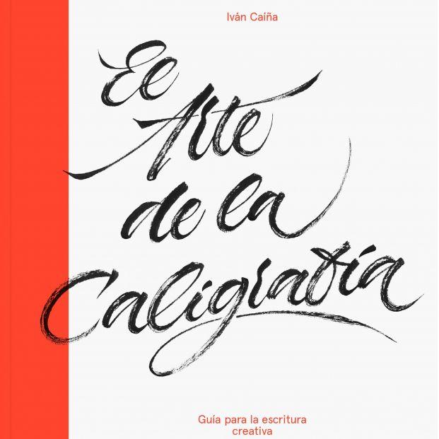 El arte de la caligrafía, un libro para relejarse mediante la creación de letras