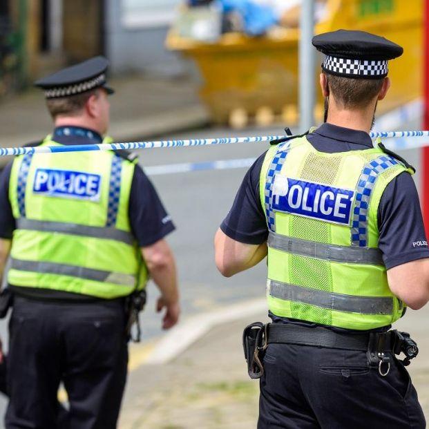 Policía Inglaterra